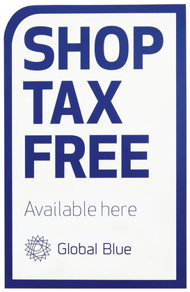 Global blue Tax Free Shopping