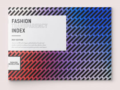 Fashion Transparency Index 2019