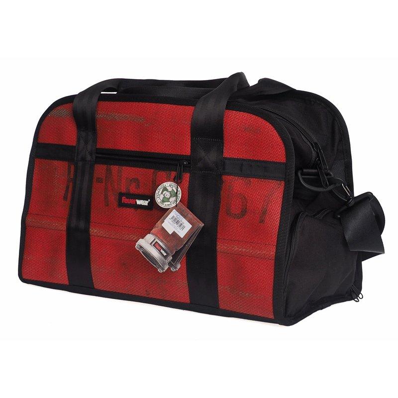 Sporttasche Harris M red von Feuerwear