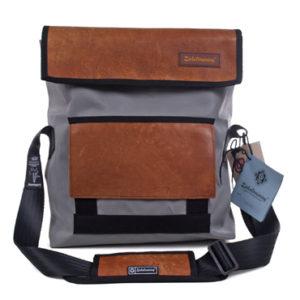 Tasche Flick-Flack C grau von Zirkeltraining™
