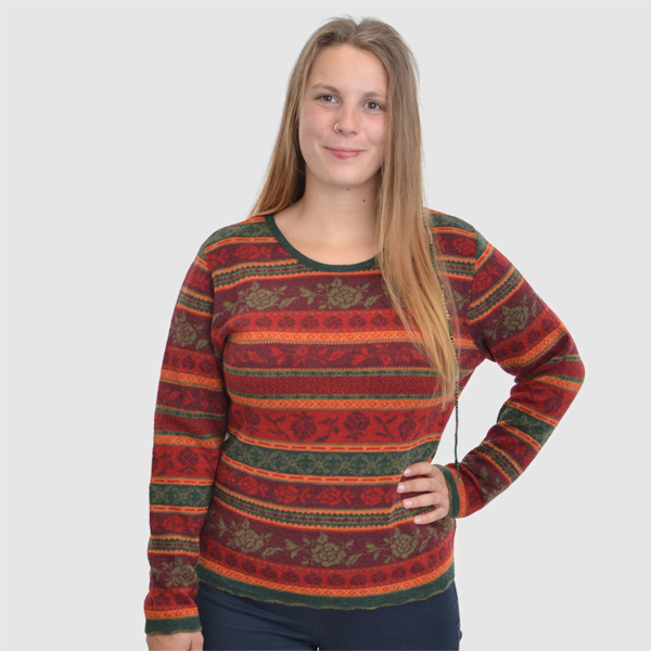 Pullover Bordüre 119,90 Euro