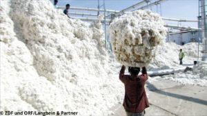 Faire Mode - Baumwollverarbeitung in Indien
