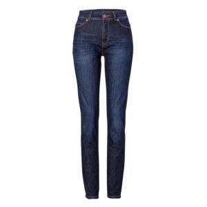 Womens High Rise Slim Jeans Kyanos
