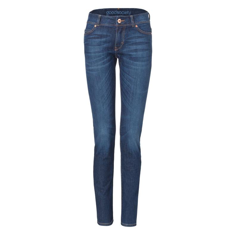 Womens Slim Jeans Kyanos