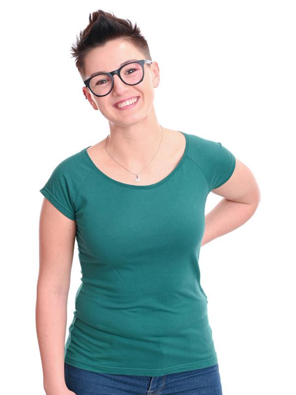 Basic T-Shirt Fini pazifik