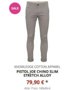 Pistol Joe Chino Slim Stretch alloy