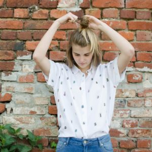 Short Sleeve Shirt Nibe Bugs