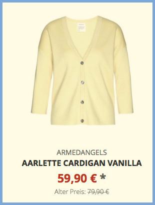 Aarlette Cardigan Vanilla