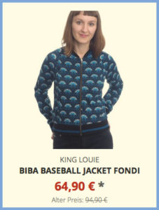 Biba Baseball Jacket Fondi