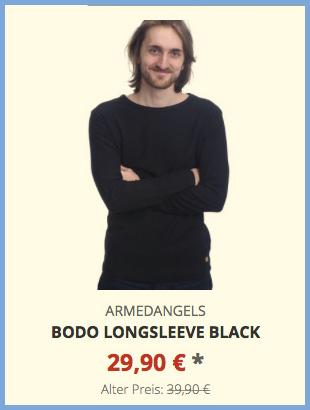 Bodo Longsleeve black