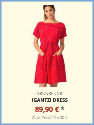Igantzi Dress