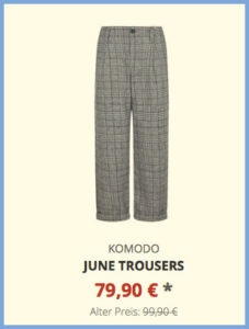 June Trousers