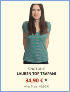 Lauren Top Trapani