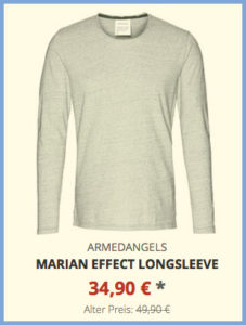 Marian Effect Longsleeve