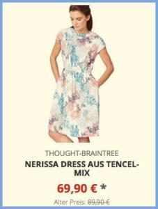 Nerissa Dress aus Tencel-Mix