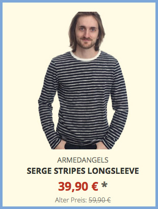 Serge Stripes Longsleeve