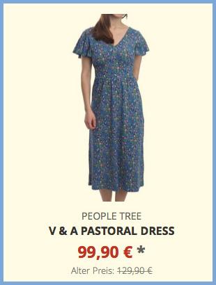 V & A Pastoral Dress