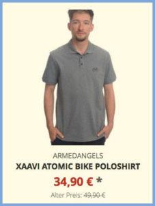 Xaavi Atomic Bike Poloshirt
