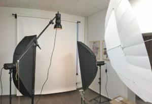 Produktfotografie Aufbau Kleidung