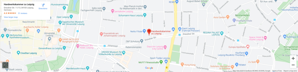 Handelskammer Leipzig