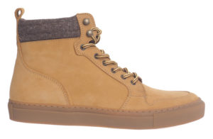 Steve High Top Sneaker Nubuk