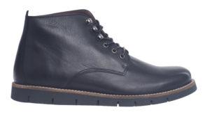 Harry Hiking Boot nappa black