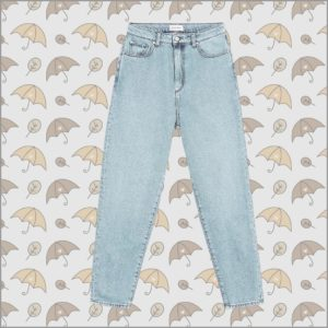 Jeans Mairaa faded blue
