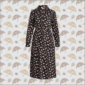 Piper Floral Shirt Dress