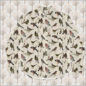 Varberg Autumn Birds Shirt