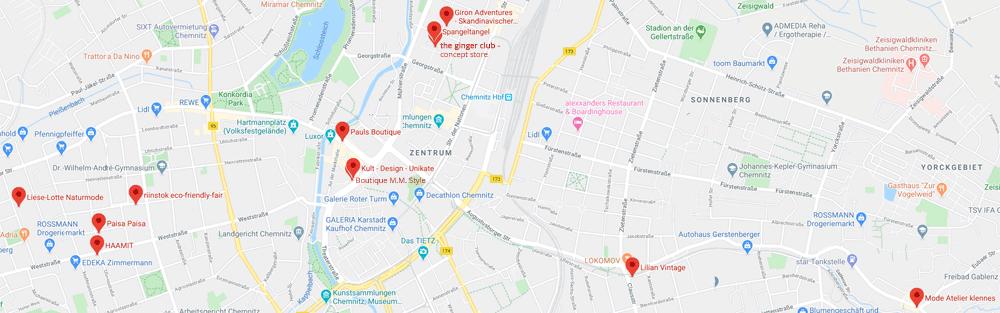 Chemnitzer Läden