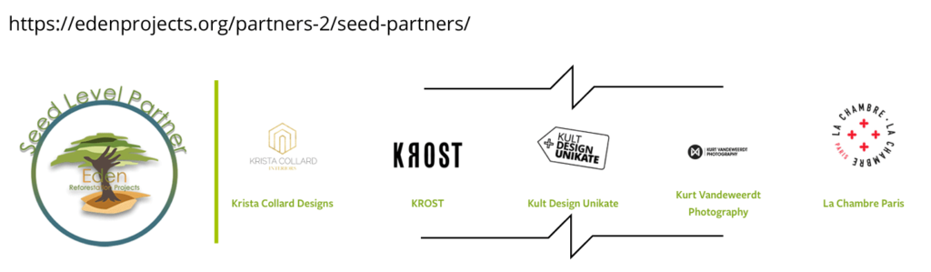 Seed level partners
