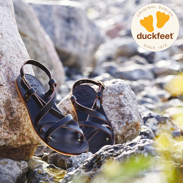 Duckfeet Bornholm Black