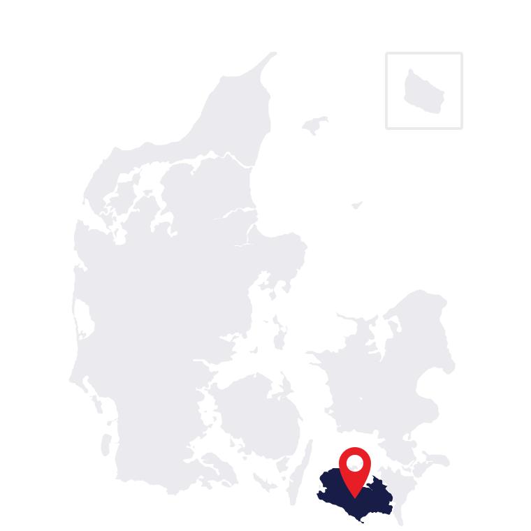Lolland - Location
