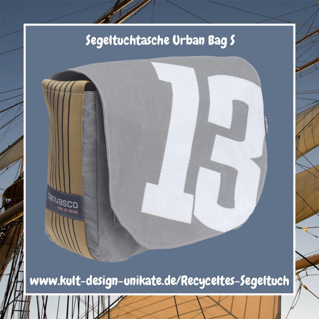Segeltuchtasche Urban Bag S