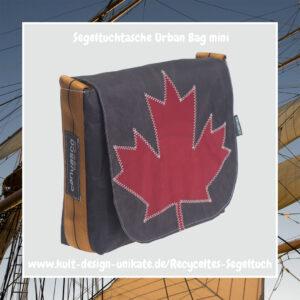 Segeltuchtasche Urban Bag mini