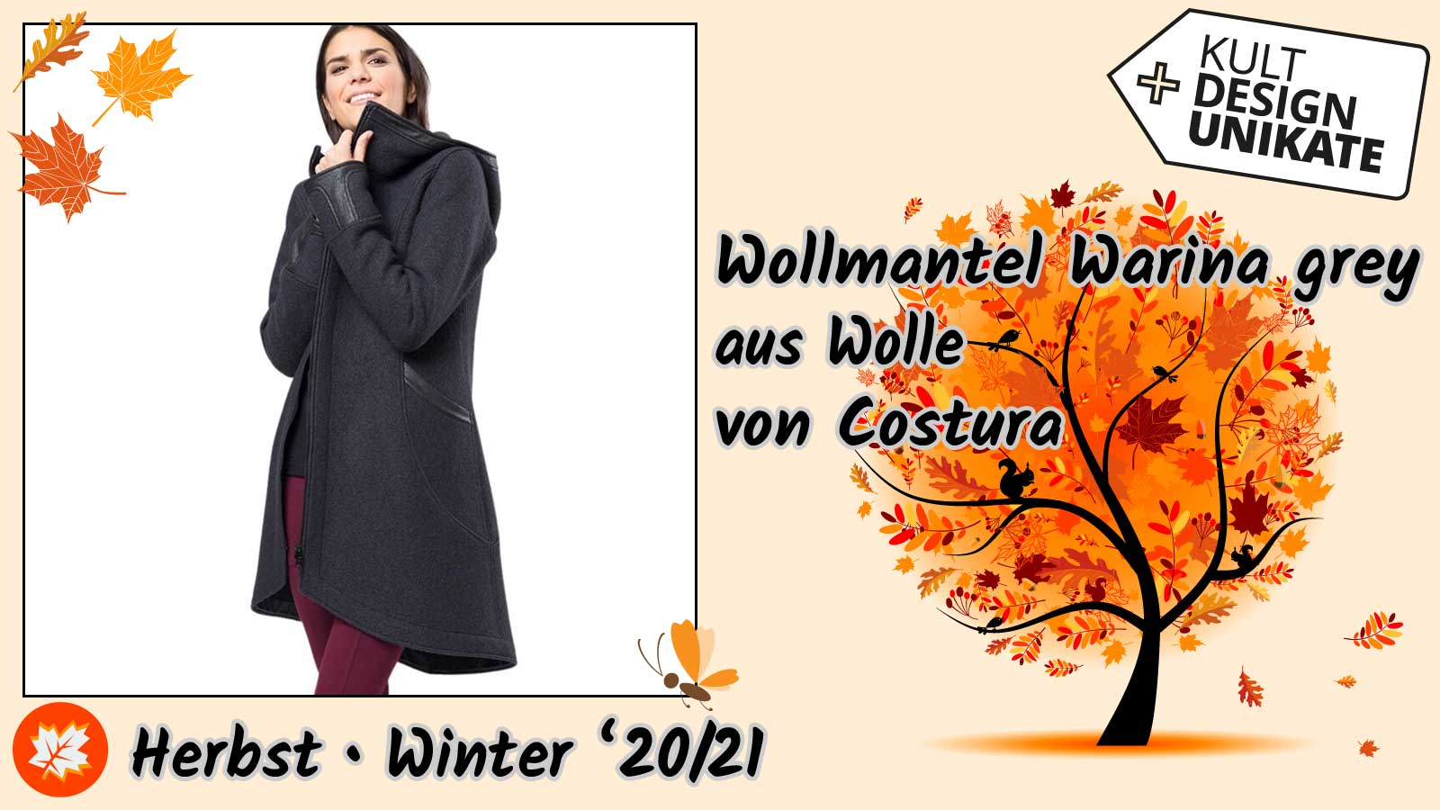 Costura-Wollmantel-Warina-grey