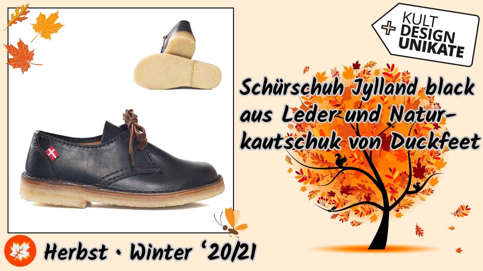 Duckfeet-Schuerschuh-Jylland-black