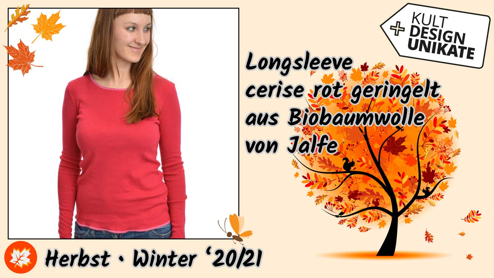 Jalfe-Longsleeve-cerise-rot-geringelt