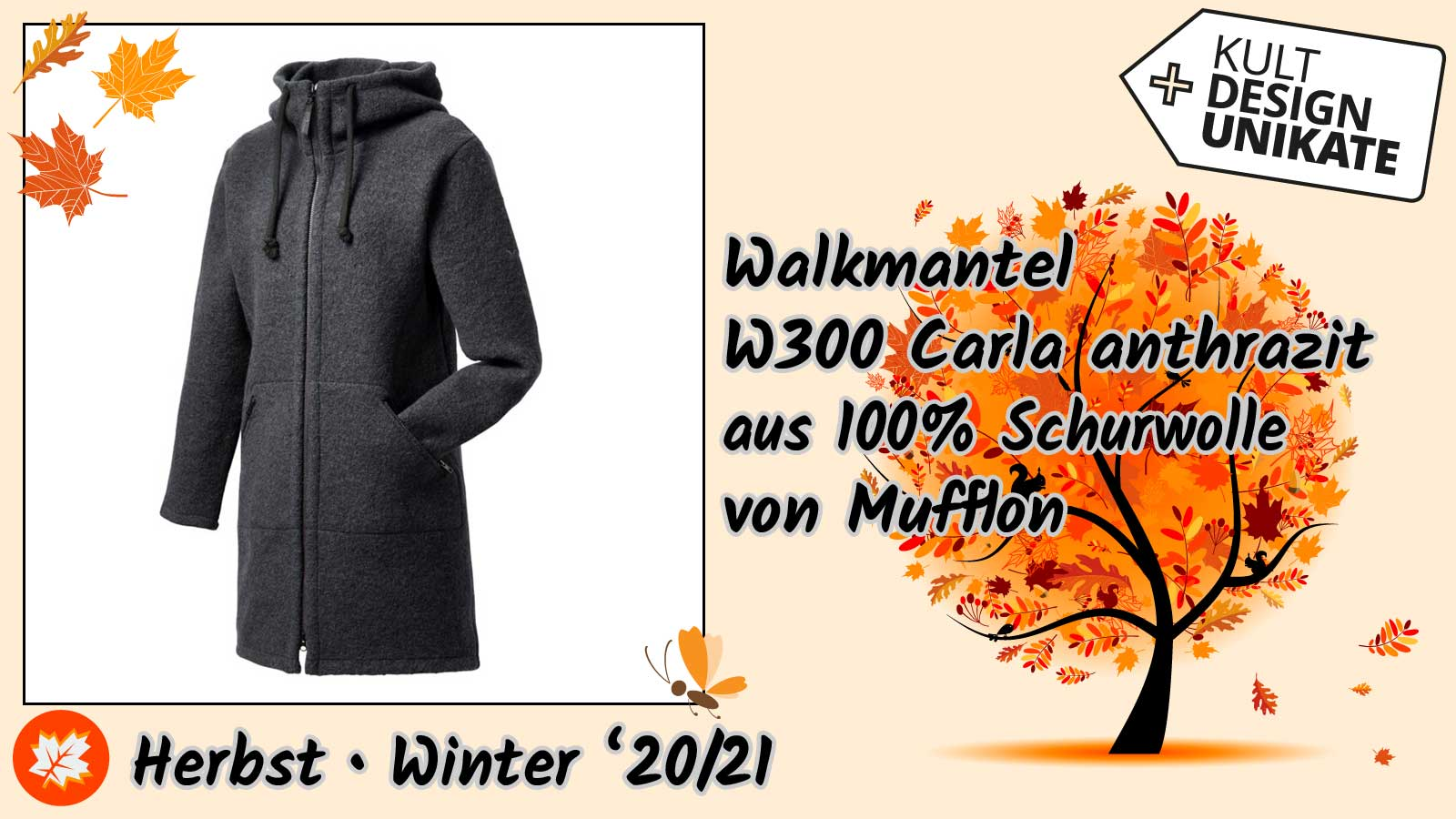 Mufflon-Walkmantel-W300-Carla-anthrazit