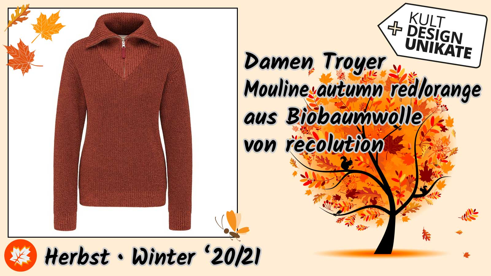 recolution-Damen-Troyer-Mouline-autumn-red-orange