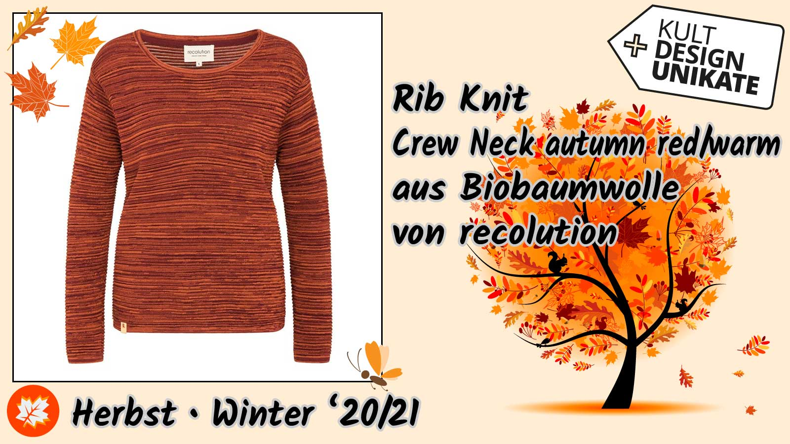 recolution-Rib-Knit-Crew-Neck-autumn-red-warm-orange