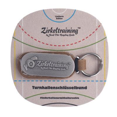 Schlüsselanhänger Limited Edition von Zirkeltraining