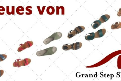 Neues von Grand Step Shoes