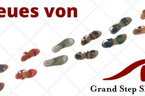 Neues von Grand Step Shoes
