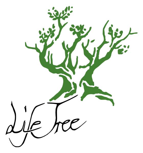 Life tree Logo klassisch