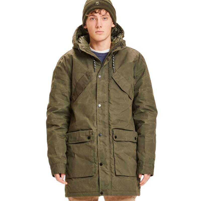 Nordic Legacy Long Quilted Jacket