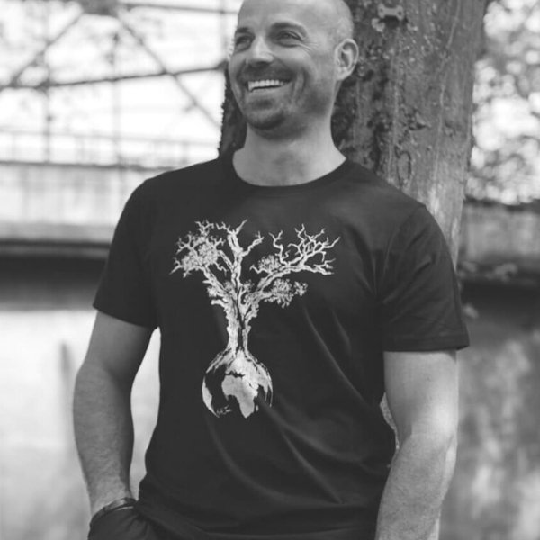 Life Tree T-Shirt Weltenbaum