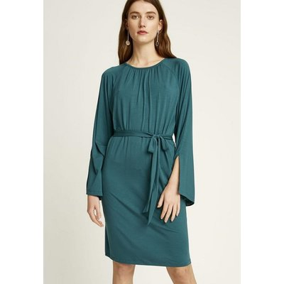 Vella Tencel-Dress Turquoise