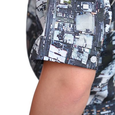 Short Sleeve Shirt Nibe Urban