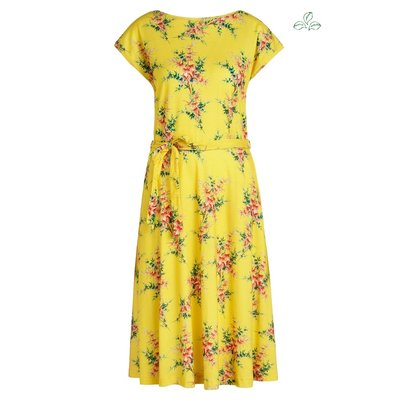 Grace Dress Nara sunny yellow